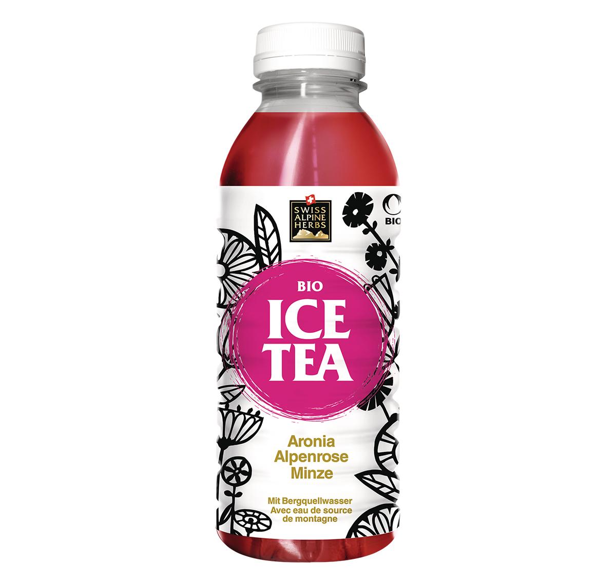 Ice Tea Alpenrose