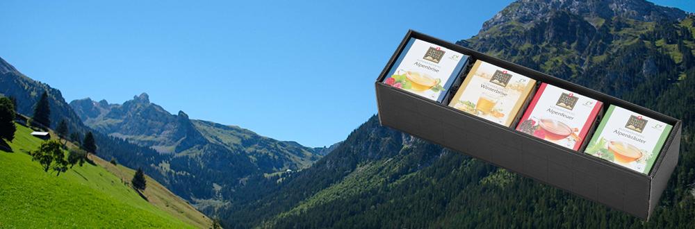 Swiss Alpine Herbs Geschenke